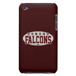 Donoho High School Falcons Barely There iPod Covers