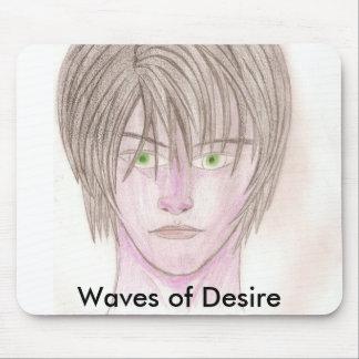Donovan Mason, Waves of Desire Mouse Mats