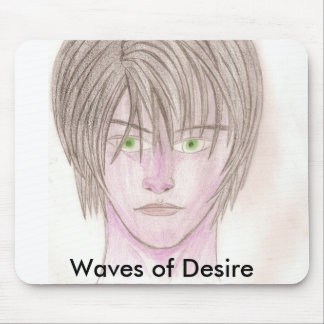 Donovan Mason, Waves of Desire Mouse Pad
