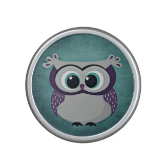Don't Be Blue Owl Bluetooth Speaker