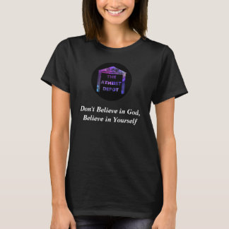 Don't Believe in God Women's T-Shirt