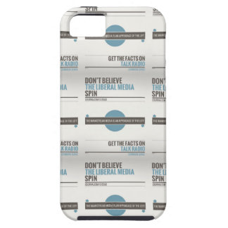 Don't Believe The Liberal Media iPhone 5 Case