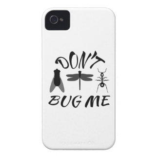 Dont Bug Me iPhone 4 Covers