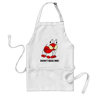 don't bug me standard apron