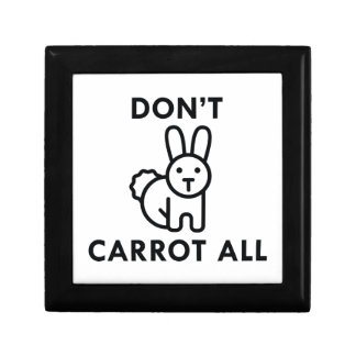 Don't Carrot All Gift Box
