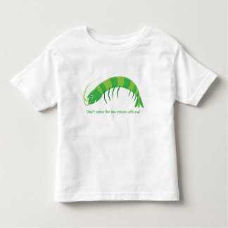 'Don't come the raw prawn with me!' Toddler T-Shirt