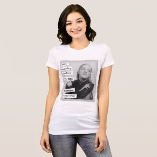 Don't Confuse BDS with Reality T Shirt