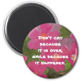 don't cry magnet