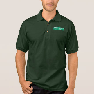 Don't Disturb, Chinese Sign Polo Shirts