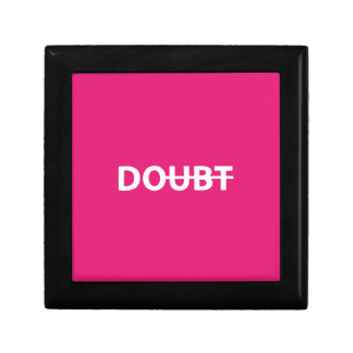 Don't doubt. Do. Gift Box
