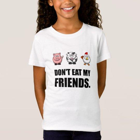 Dont Eat My Friends T-Shirt