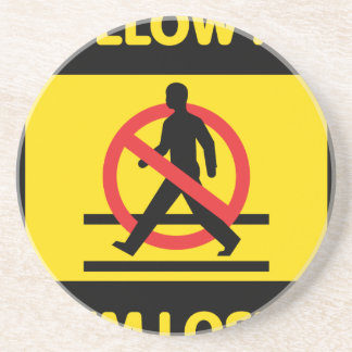 Dont-Follow-Me Coaster
