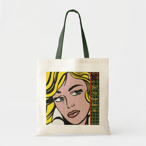 Don't Forget 1 Budget Tote Bag