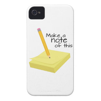 Dont Forget iPhone4 Case