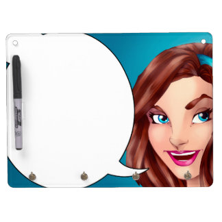 Don't forget! dry erase boards