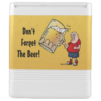 Don't Forget The Beer Funny Can Cooler