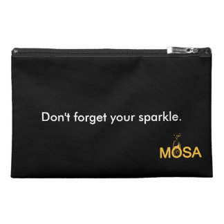 Don't forget your sparkle - Mosa Travel Accessory Bag