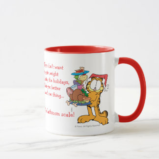 Don't Gain Weight During the Holidays Mug