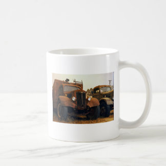 Don't get around much any more coffee mug