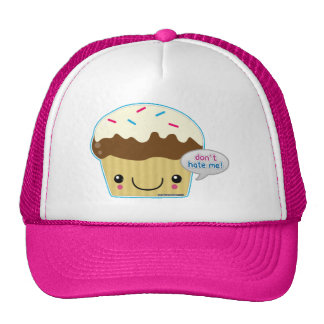 Don't Hate Me Cupcake Cap