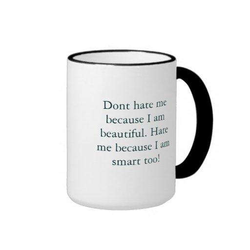 Dont hate mug