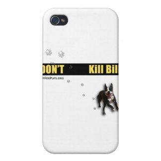 Don't Kill Bill Wear iPhone 4/4S Covers