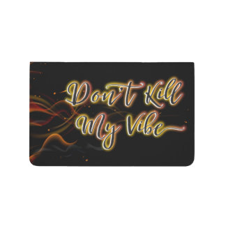 Don't Kill My Vibe Pocket Journal