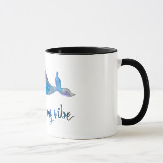 Don't Krill my Vibe Mug