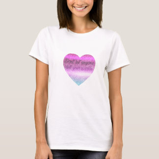 Don't let anyone dull your sparkle T-Shirt