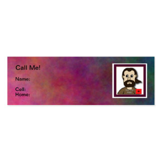 Don't let him get away Card Business Card