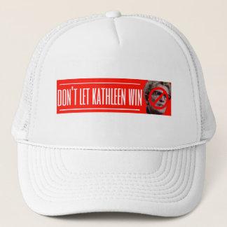 'Don't Let Kathleen Win' Cap