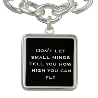 Don't let small minds tell U how high you can fly