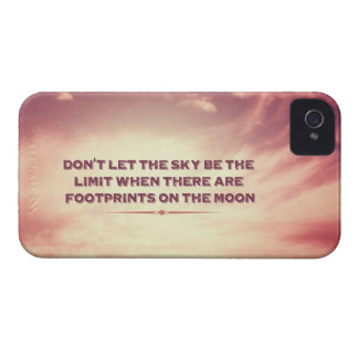 Don't let the sky be the limit… Case-Mate iPhone 4 case