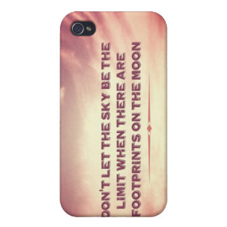 Don't let the sky be the limit… iPhone 4/4S cases