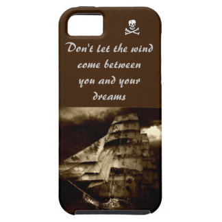 Don't Let The Wind... iPhone 5 Cover