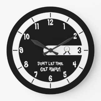 Don't Let Time Run Out Clocks