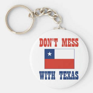 Chile Chilean Flag Double Sided Acrylic Key Ring Large