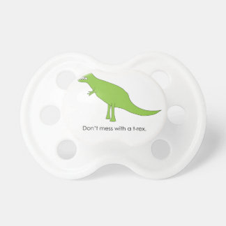 Don't Mess With A T-rex Funny Dino Fan Gift Dummy