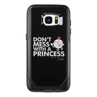 Don't Mess With Little Miss Princess OtterBox Samsung Galaxy S7 Edge Case