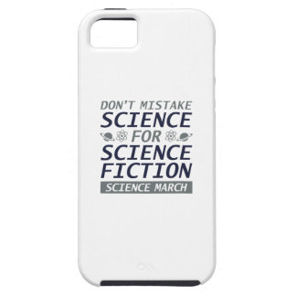 Don't Mistake Science iPhone 5 Cover