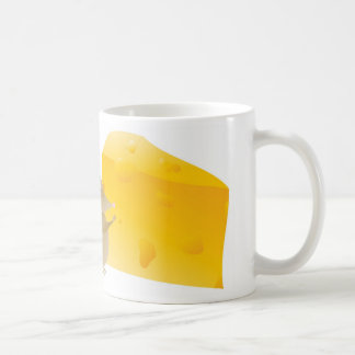 Don't Move My Cheese Coffee Mug