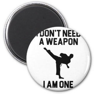 Don't Need a Weapon Magnet