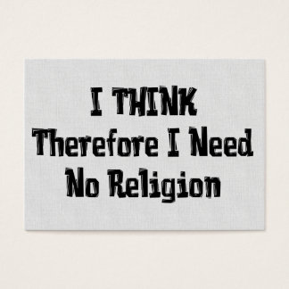Don't Need Religion