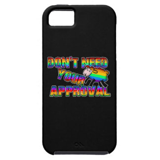 Dont need your approval iPhone 5 cover