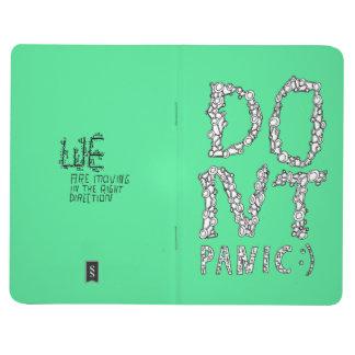 Don't Panic Innovator's Notebook