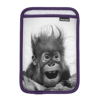 DON'T PANIC iPad MINI SLEEVE
