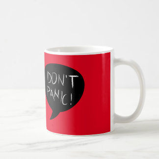 Don't Panic Mug