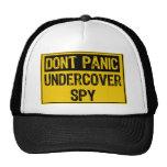 Dont Panic- Undercover Spy