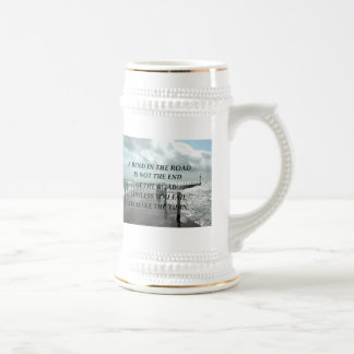 Don't Quit! Beer Steins