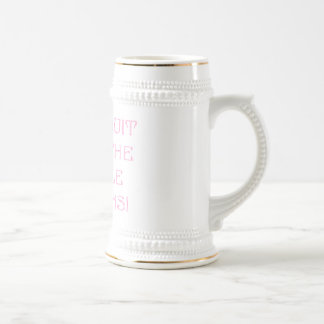Don't Quit Until The Miracle Happens Mugs